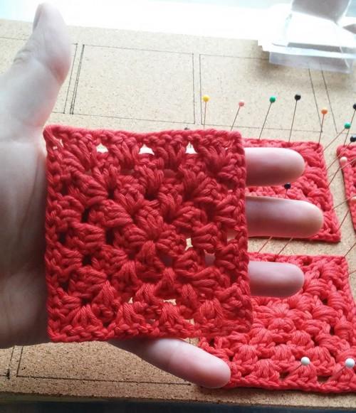 block yarn