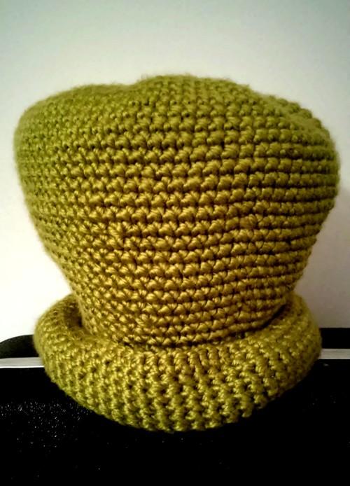 crochet st patrick hat