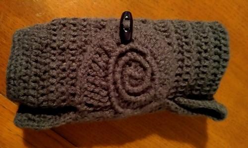 Crochet pochette pour crochets
