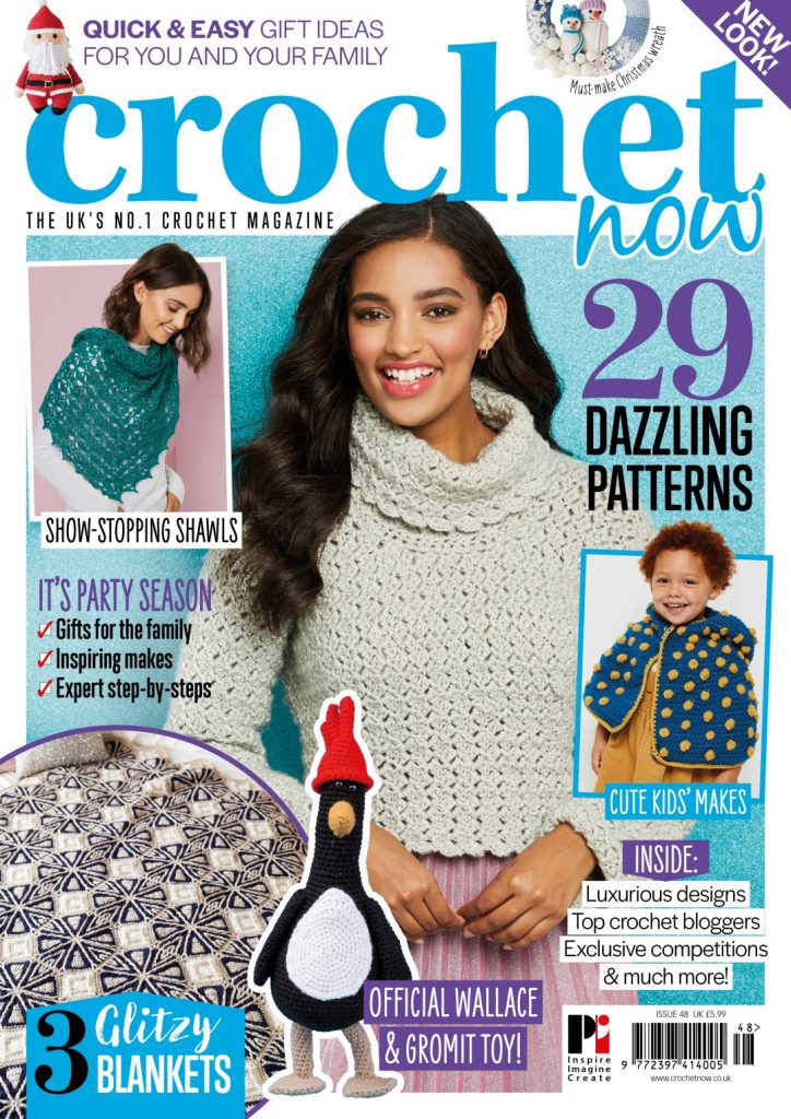 crochet now 48 cover